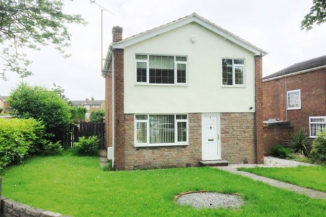 Thumbnail Detached house for sale in Penymynydd Road, Penymynydd, Chester