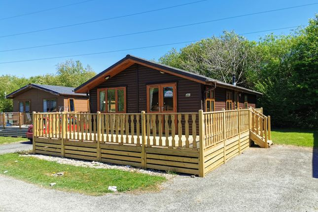 Thumbnail Lodge for sale in Borwick Lane, Carnforth