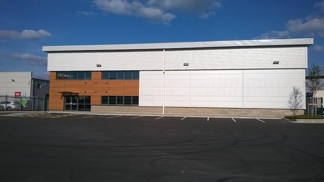 Thumbnail Light industrial to let in Unit 1, Bullrush Business Park, Bullrush Grove, First Point, Junction 3 M18, Doncaster, South Yorkshire