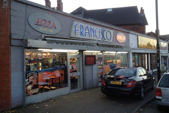 Thumbnail Retail premises for sale in Cavendish Terrace, Manchester