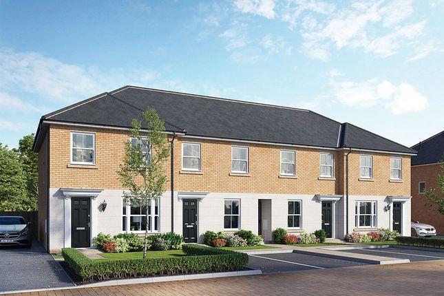 "Thumbnail End terrace house for sale in ""Brunswick End"" at Ninelands Lane, Garforth, Leeds"