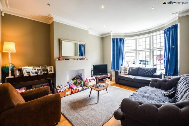 Thumbnail Terraced house to rent in Hexham Road, London
