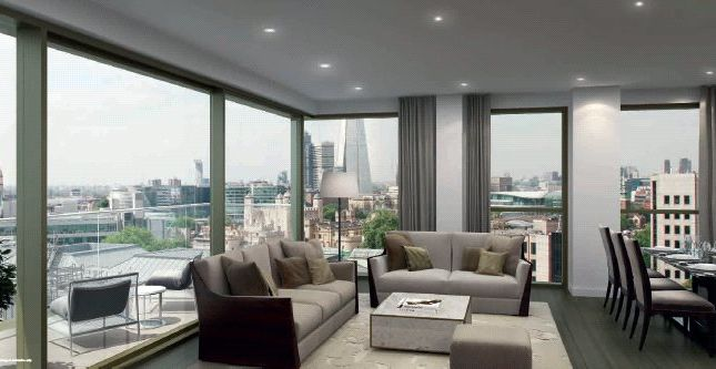 Thumbnail Flat for sale in Royal Mint Gardens, Tower Hill, London