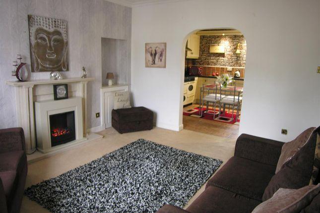 Lounge of Douglas Drive, Ashgill, Larkhall ML9
