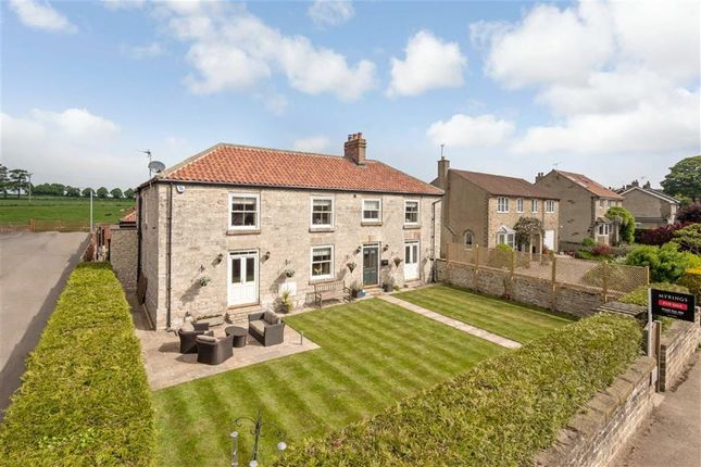 Thumbnail Detached house to rent in Midgeley Lane, Goldsborough, North Yorkshire