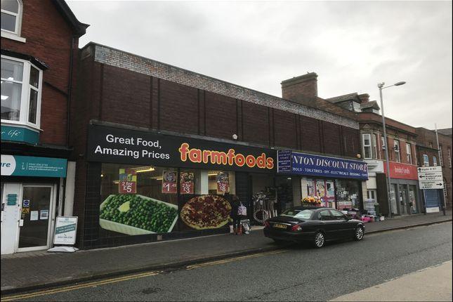 Thumbnail Retail premises to let in 16-20 Manchester Road, Denton, Lancashire