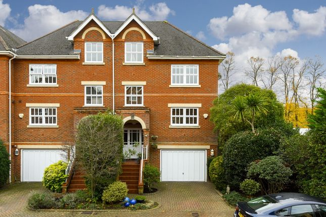 Thumbnail Property for sale in The Riverside, Graburn Way, East Molesey