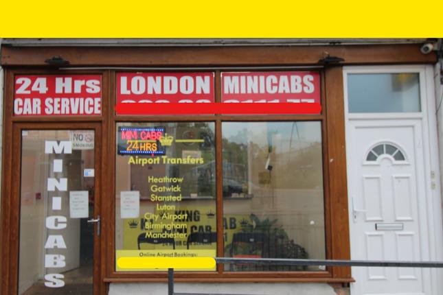 Retail premises for sale in High Street, Wealdstone, Harrow