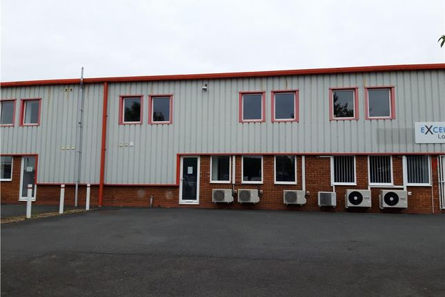 Thumbnail Light industrial to let in 11A Goodwood Road, Keytec 7, Pershore, Worcestershire WR102Jl