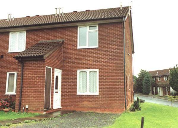 Thumbnail Flat to rent in Tamar Rise, Amblecote, Stourbridge