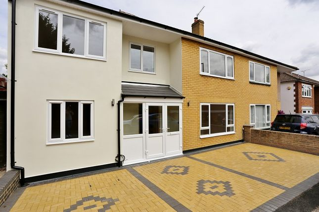 Thumbnail End terrace house to rent in Beech Tree Glade, London