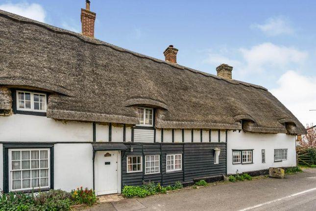 3 bed semi-detached house for sale in Litlington, Royston, Cambridgeshire SG8