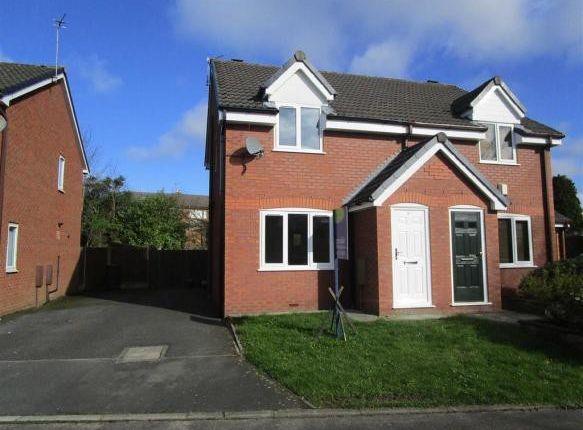 2 bed semi-detached house to rent in Drakes Croft, Ashton, Preston