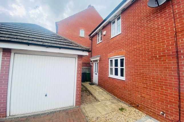 Thumbnail Semi-detached house to rent in Redhill Road, Long Lawford, Rugby