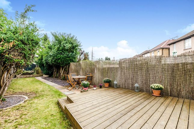 Rear Garden of Northumberland Crescent, Feltham TW14