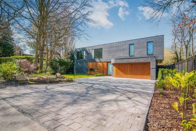 Thumbnail Detached house for sale in Fulwood Park, Aigburth