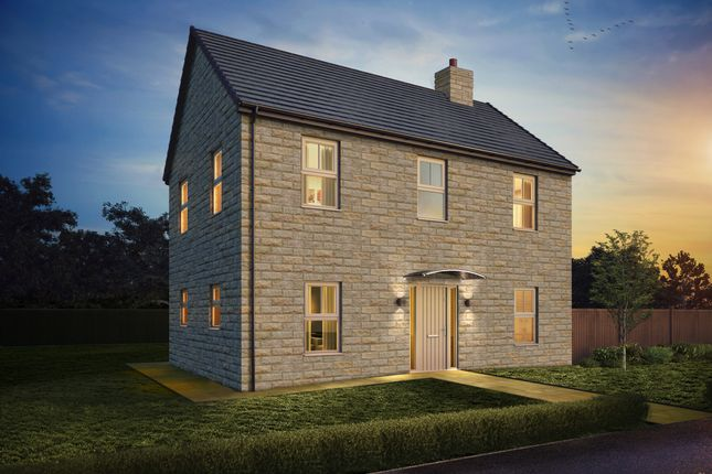 Thumbnail Detached house for sale in Grange Farm Crescent, Micklefield