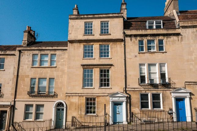 Terraced house for sale in Belvedere, Bath
