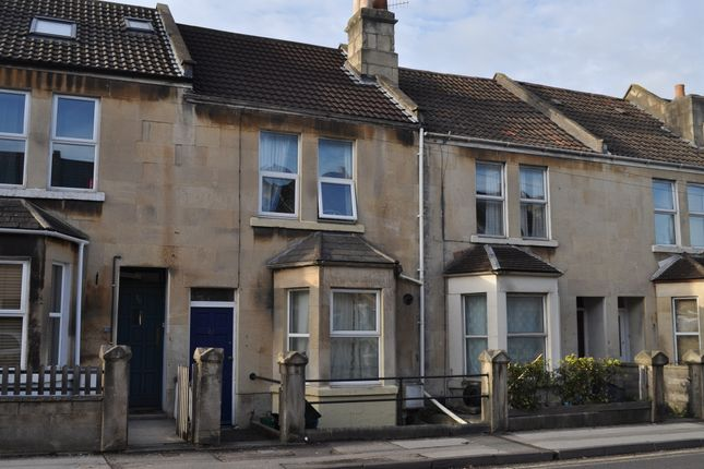 Thumbnail Terraced house to rent in Livingstone Road, Bath