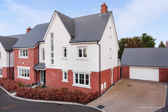 Thumbnail Detached house for sale in Ty Gwyn Gardens, Penylan, Cardiff