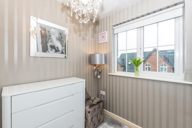 Bedroom of Lytham Close, Great Sankey, Warrington, Cheshire WA5