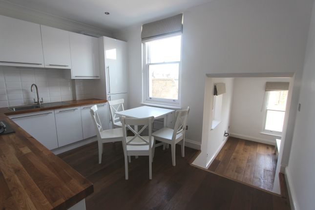 Thumbnail Flat to rent in St. Augustine's Road, Camden Town, London