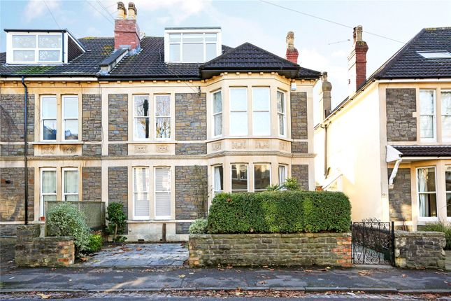 Thumbnail Semi-detached house to rent in Bayswater Avenue, Bristol