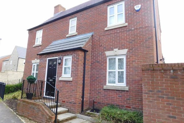 Thumbnail Mews house to rent in Middlewood Walk, Marple, Stockport