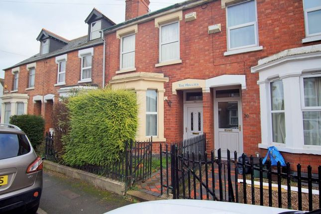 Thumbnail Terraced house to rent in Deans Walk, Gloucester