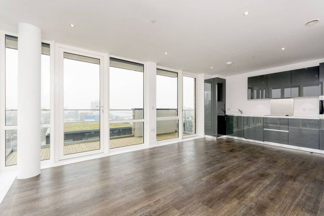 Thumbnail Flat to rent in Naval House, Woolwich