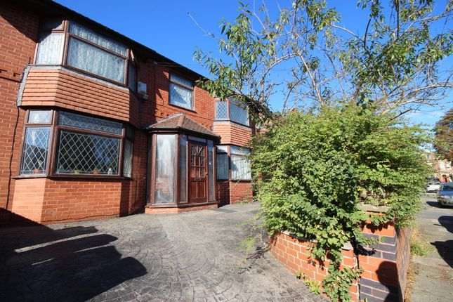 Thumbnail Detached house for sale in Glendale Road, Eccles, Manchester
