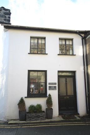 Thumbnail End terrace house for sale in Red Lion Street, Tywyn