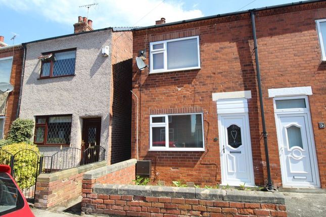 Thumbnail 2 bed semi-detached house to rent in Victoria Street, Dinnington, Sheffield