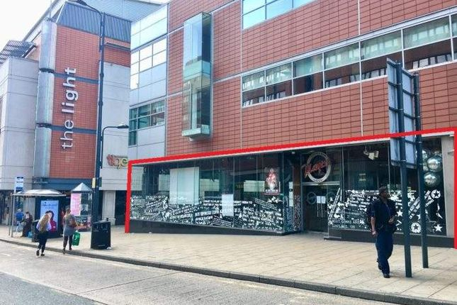 Thumbnail Leisure/hospitality to let in The Cube, 123 Albion Street, Leeds