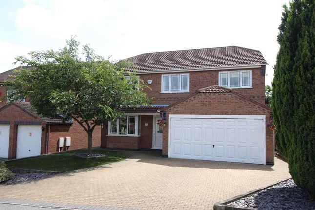 Thumbnail Detached house for sale in High Ridge, Forest Town, Mansfield
