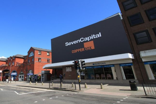 Thumbnail Flat for sale in High Street, Harborne, West Midlands