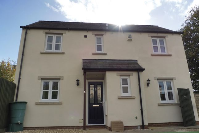 Thumbnail Detached house to rent in Whitehall Gardens, Calne