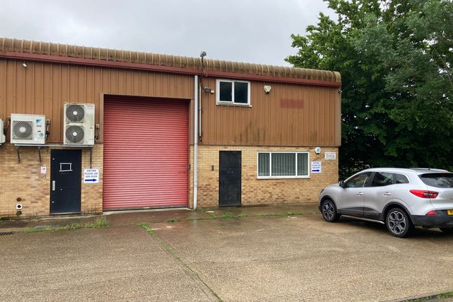 Thumbnail Industrial to let in Unit 1, Highfield Business Park, St. Leonards-On-Sea