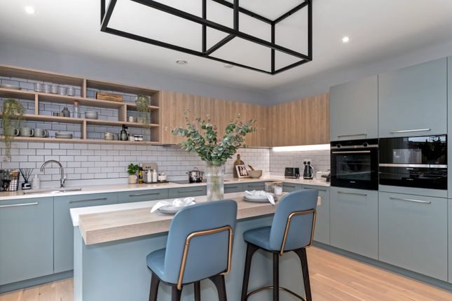 Thumbnail Flat for sale in No 1. Millbrook Park, 2 Henry Darlot Drive, London