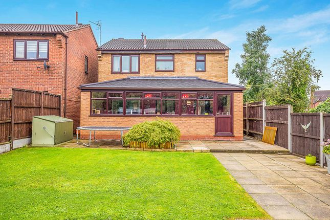 4 bed detached house for sale in Cabin Lane, Oswestry