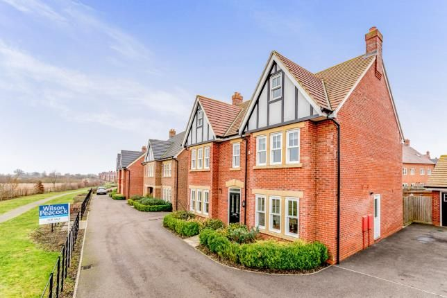 Thumbnail Detached house for sale in Gleneagles Close, Great Denham, Bedford, Bedfordshire