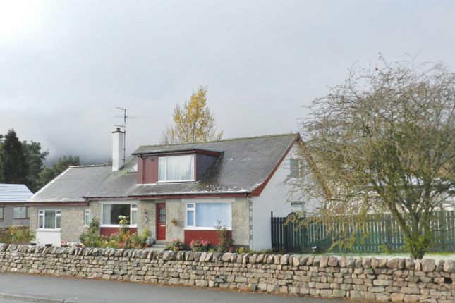 Thumbnail Detached house for sale in Grampian Road, Aviemore