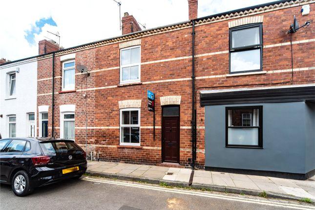 Thumbnail End terrace house to rent in Shipton Street, York
