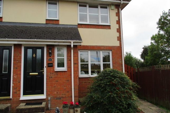 Thumbnail Property to rent in Dickens Close, Caversham, Reading