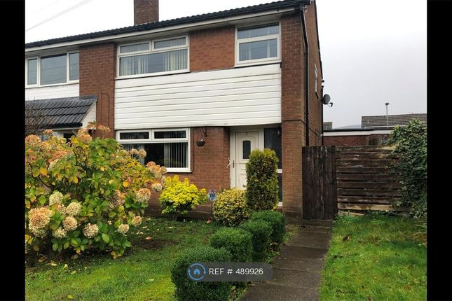 Thumbnail Semi-detached house to rent in Forester Drive, Stalybridge