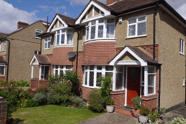 Thumbnail Semi-detached house for sale in Links View Road, Croydon