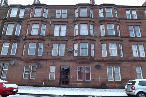Thumbnail Flat to rent in Paisley Road, Renfrew