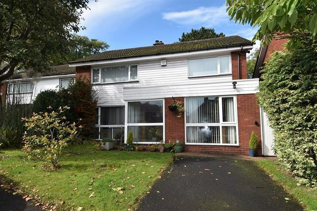Thumbnail Detached house for sale in Selly Close, Selly Park, Birmingham