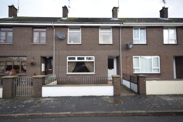 Thumbnail Terraced house to rent in Rookery Drive, Benburb