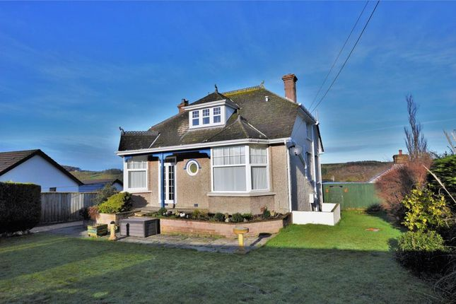Thumbnail Detached house for sale in Crediton Road, Okehampton